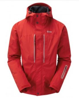 100/% Waterproof Keela Cumulus Pro Mountain Jacket SDP System Dual Protection