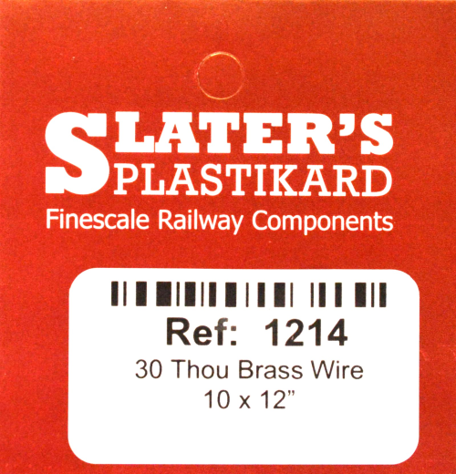 OO//HO Gauge Kit Slaters 4A22 Barrels Brown Pack of 10