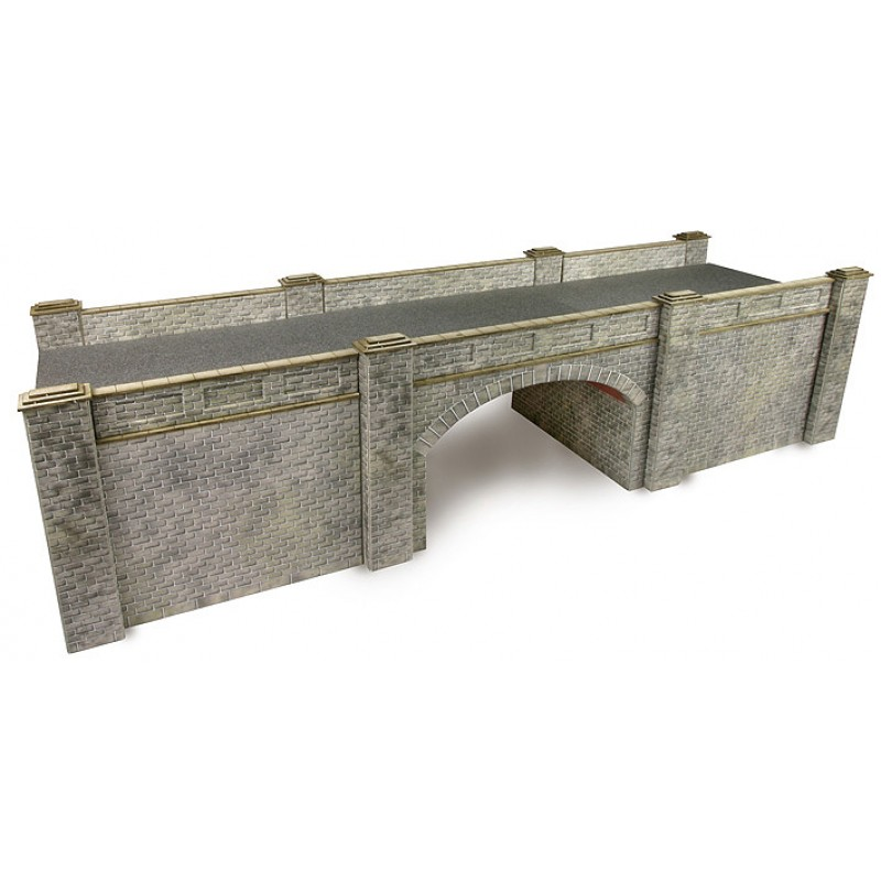 00 Railway Bridge In Stone Kit build service Metcalfe